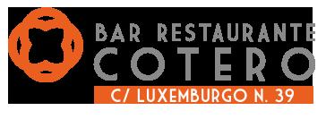 Logo Restaurante Cotero