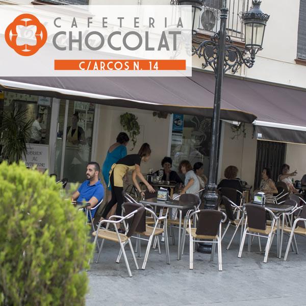 Cafetería CHOCOLAT
