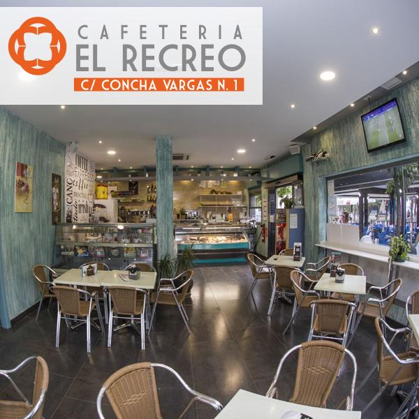 Cafetería EL RECREO