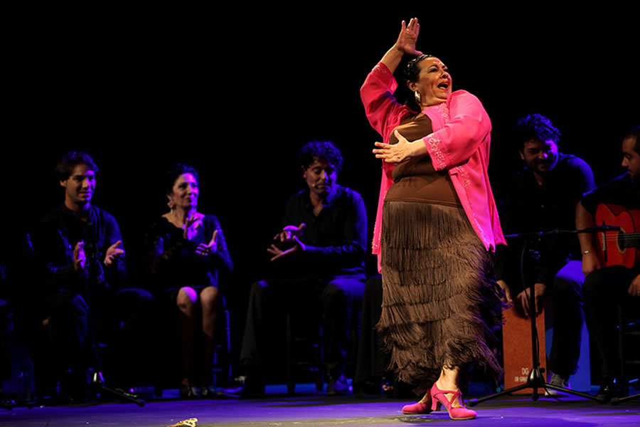 El mejor flamenco en Lebrija